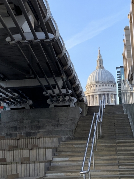 St Pauls Cathedral Geocaching