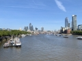Sunny Day on the Thames