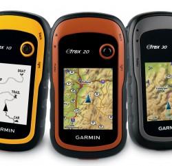 Etrex GPS Units